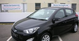 2013 Hyundai i20 Active 5dr Hatchback Manual Ref: U00933/57134