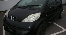 2005 Peugeot 107 Urban 5dr Hatchback Manual Ref: U00937/13412