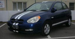 2006 Hyundai Accent Atlantic 3dr Hatchback Manual Ref: U00924/67749