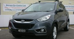 2011 Hyundai ix35 1.7 CRDi Premium 5dr Estate Manual Ref: U00960/49189