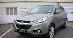 2010 Hyundai ix35 2.0 CRDi Premium 5dr Estate Manual Ref: U00953/70995