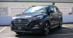 2017 Hyundai Tucson 2.0 CRDi Premium SE 5dr SUV Automatic Ref: N01201/1231