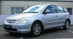 2003 Honda Civic 1.6 SE Executive 5dr Hatchback Manual Ref: U01000/48059