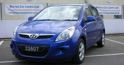 2011 Hyundai i20 1.4 Comfort 5dr hatchback Automatic Ref: U01011/52807