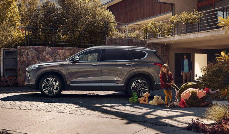 New Generation Hyundai Santa Fe