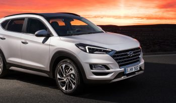All New Hyundai Tucson range from £18295 full