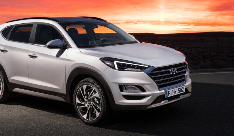 All New Hyundai Tucson range from £18395 full