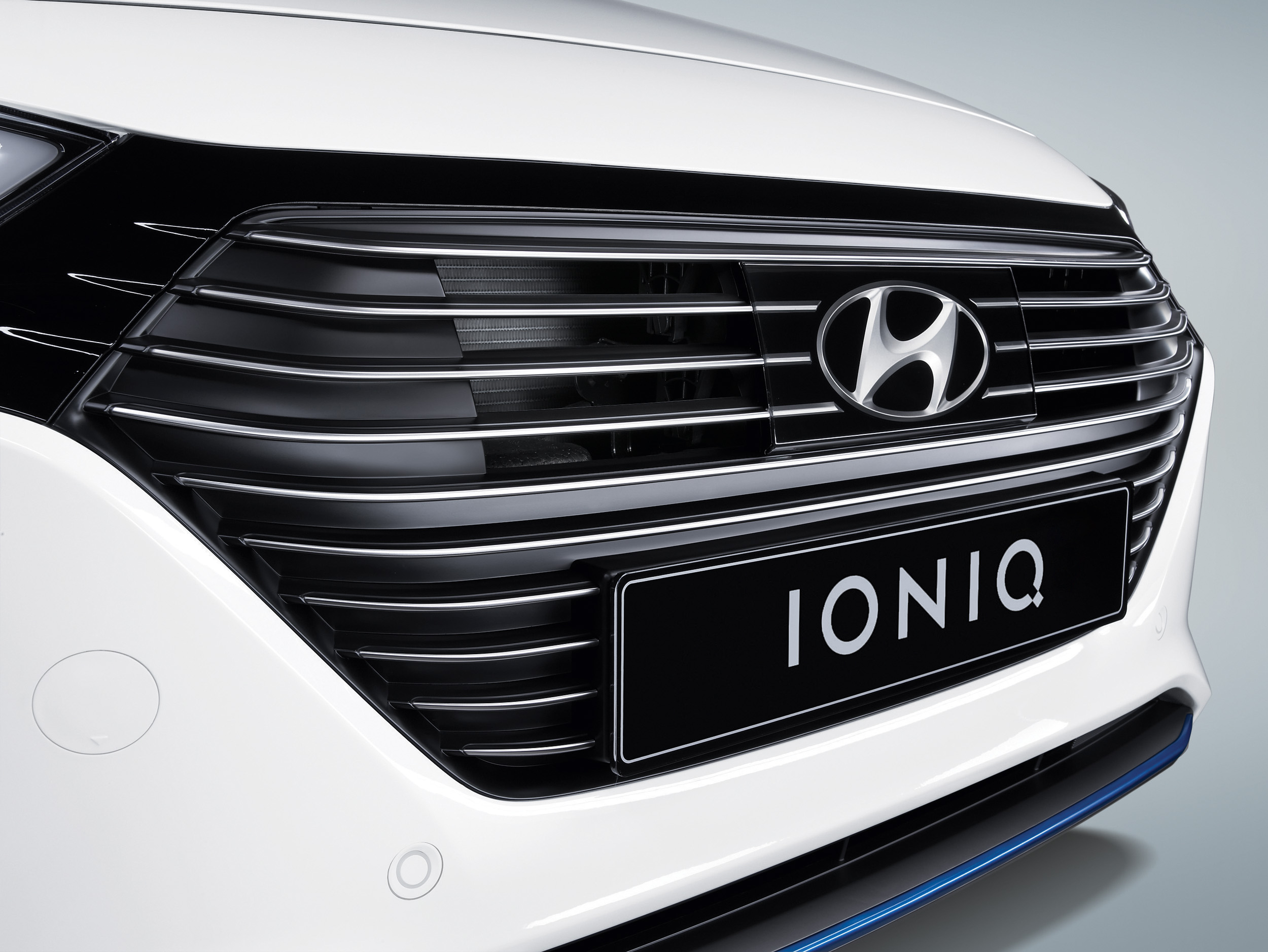 The New Hyundai Ioniq Range From 18495 Barras Car Centre