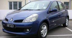 2007 Renault Clio 1.6 Dynamique 5dr Hatchback Automatic Ref: U01025/58723