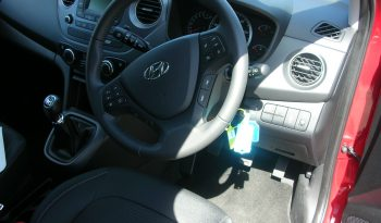 2017 Hyundai i10 1.2 Premium 5dr Hatchback Manual Ref: N01217/52498 full