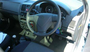 2006 Hyundai Getz 1.4 CDX 5dr Hatchback Manual Ref: U01047/60289 full