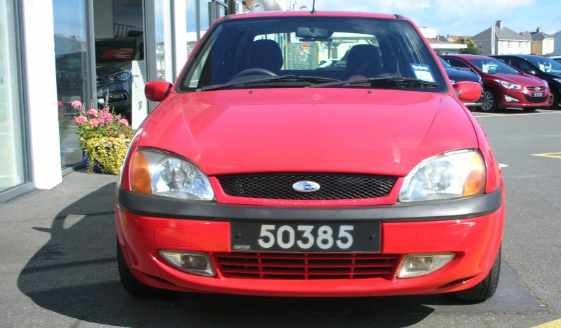 2001 Ford Fiesta 1.2 Freestyle 5dr hatchback Manual Ref: U01081/50385 full