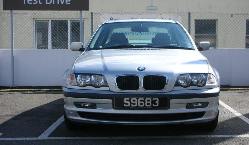 2001 BMW 218i 20 SE 4dr Saloon Automatic Ref: U01075/59683 full