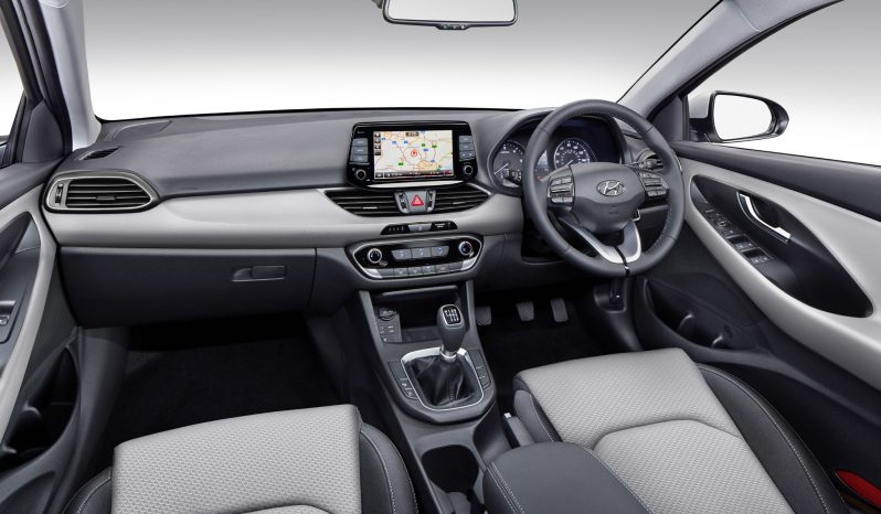 New Generation i30 Tourer range from £14895 full