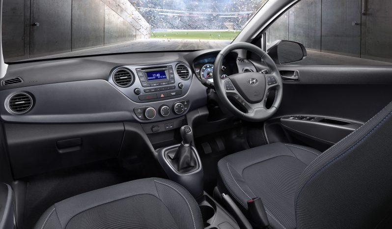 2017 Ex-Demo Hyundai i10 1.0 SE 5dr hatchback Manual from £6995 full