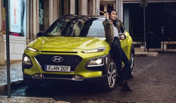 New Hyundai Kona range from £15795 full
