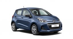 2017 Ex-demo Hyundai i10 1.0 S, Manual transmission from £6995