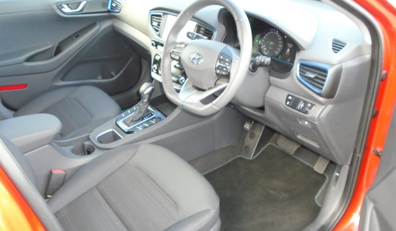 2017 Hyundai Ioniq 1.6 Premium Hybrid 5dr DCT Ref: N01193/57506 full