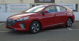 2017 Hyundai Ioniq 1.6 Premium Hybrid 5dr DCT Ref: N01193/57506