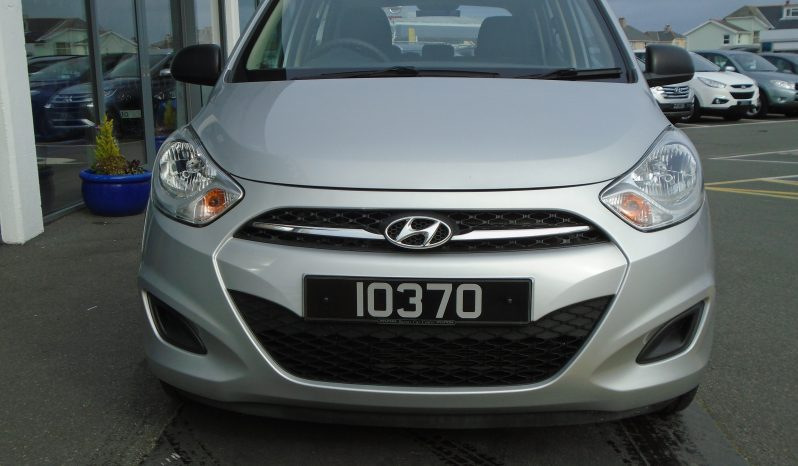2013 Hyundai i10 1.2 Classic 5dr Hatchback Manual Ref: U01115/10370 full