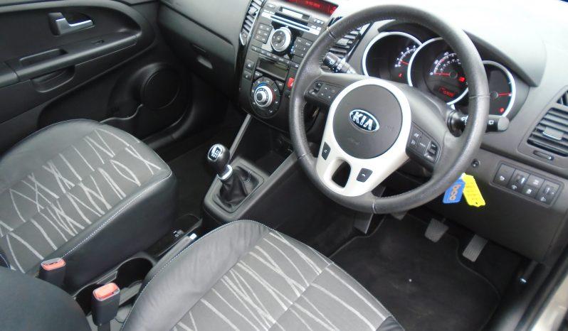 2013 Kia Venga 3   1.6CRDi 5dr MPV Manual Ref: U01123/19133 full