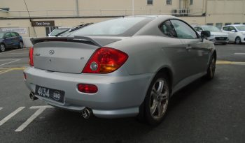 2003 Hyundai Coupe 2.7 V6 2dr Coupe  Ref: U01134/33754 full