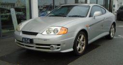 2003 Hyundai Coupe 2.7 V6 2dr Coupe  Ref: U01134/33754