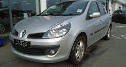 2007 Renault Clio 1.6 Dynamique 5dr hatchback Automatic Ref: U01136/34936