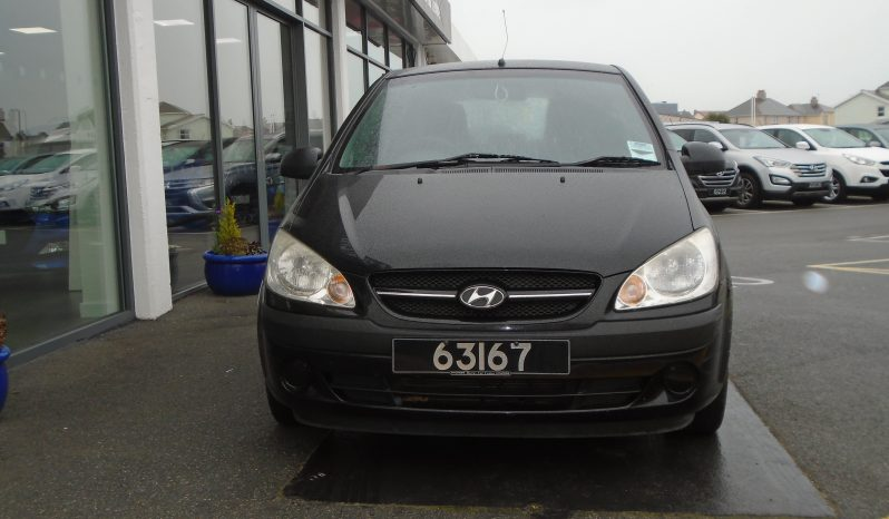 2006 Hyundai Getz 1.1 Gsi 5dr Hatchback Manual Ref: U01141/63167 full