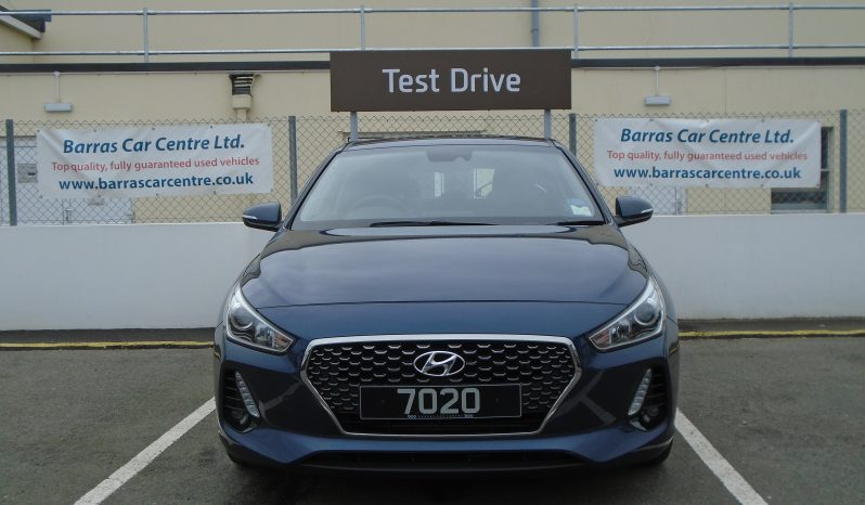 2017 Hyundai i30 1.4 SE NAV 5dr Hatchback Automatic Ref: N01255/7020 Minimum £1,000 part exchange on this vehicle full