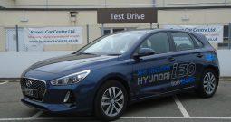 2017 Hyundai i30 1.4 SE NAV 5dr Hatchback Automatic Ref: N01255/7020