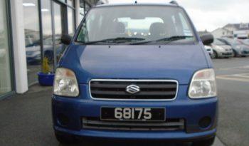 2005 Suzuki wagon R 5dr Estate Manual Ref: U01152/68175 full