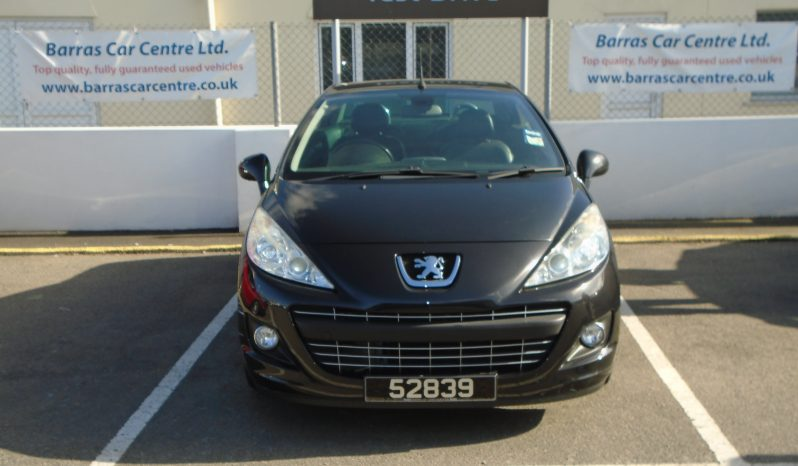 11 Peugeot 207 1.6 GT CC 3dr Coupe Manual Ref: U01167/52839 full