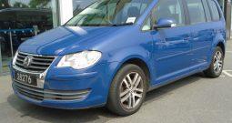 08 VW Touran 1.4 SE TSI 5dr Estate Ref: U01189/28276 Open to offers