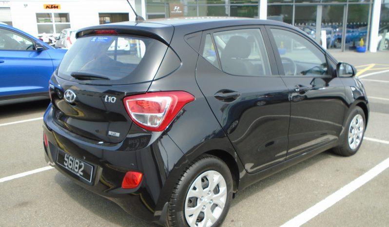 15 Hyundai i10 1.2 SE 5dr Hatchback Automatic Ref: U01171/56182 full