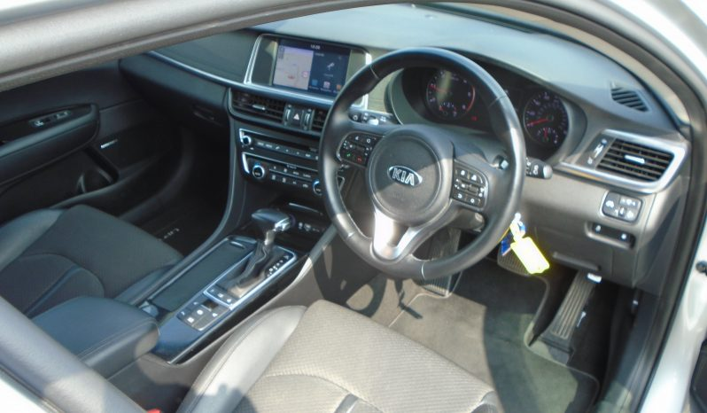 16 Kia Optima 3 1.7 Diesel 5dr Estate Automatic Ref: U01176/56617 full