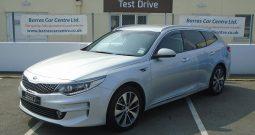 16 Kia Optima 3 1.7 Diesel 5dr Estate Automatic Ref: U01176/56617