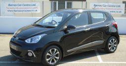 15 Hyundai i10 1.2 Premium SE 5dr Hatchback Manual Ref: U01192/39670