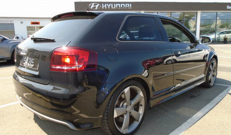 11 Audi S3 2.0 TFSi 3dr Hatchback Automatic Ref: U01201/54215 full