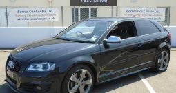 11 Audi S3 2.0 TFSi 3dr Hatchback Automatic Ref: U01201/54215