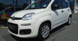 12 Fiat Panda 1.2 Easy 5dr hatchback Manual Ref: U01193/56395
