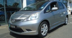 08 Honda Fit 1.5 5dr Hatchback Automatic Ref: U01198/75494
