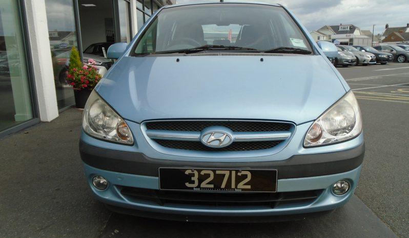 06 Hyundai Getz 1.1 CDX 5dr Hatchback Manual Ref: U01226/32712 full