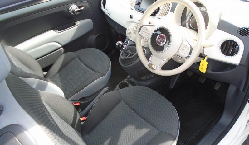 16 Fiat 500 1.2 Popstar 3dr Hatchback Manual Ref: U01233/42536 full
