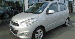 13 Hyundai i10 1.2 Active 5dr Hatchback Automatic Ref: U01232/44947