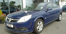 06 Vauxhall Vectra 1.9 CDTi 150 4dr Saloon Manual Ref: U01210/50720