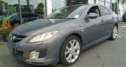 08 Mazda 6 2.5 Sport 5dr Hatchback Manual Ref: U01209/51618