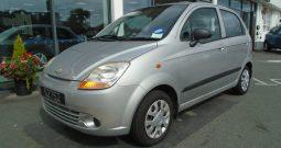 06 Chevrolet Matiz SE 5dr Hatchback Automatic Ref: U01230/52752