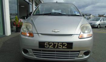 06 Chevrolet Matiz SE 5dr Hatchback Automatic Ref: U01230/52752 full