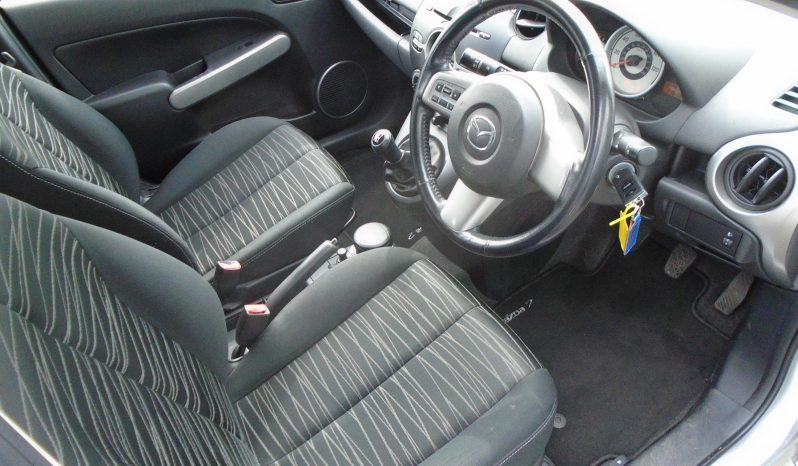 08 Mazda 2 1.3 TS2  5dr Hatchback Manual Ref:U01214/64532 full